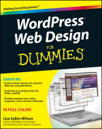 Wordpress Web Design for Dummies - Lisa Sabin-Wilson