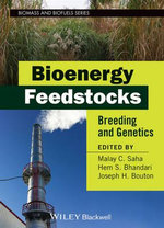 Biomass Crops : Breeding and Genetics - Malay Saha