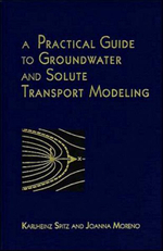 A Practical Guide to Groundwater and Solute Transport Modelling - Karlheinz Spitz