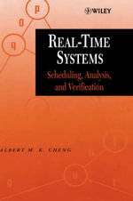 Real-time Systems : Scheduling, Analysis and Verification - Albert M.K. Cheng