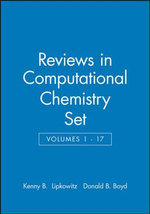 Reviews in Computational Chemistry : Reviews in Computational Chemistry