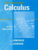 Applied Calculus : Student Solutions Manual - Alex Himonas
