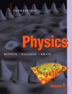 Physics : v.1 - Robert Resnick