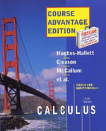 Calculus: Update : Single and Multivariable - Deborah Hughes-Hallett