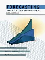 Forecasting : Methods and Applications - Spyros G. Makridakis