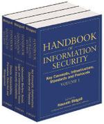 Handbook of Information Security : Threats, Vulnerabilities, Prevention, Detection an... - Hossein Bidgoli
