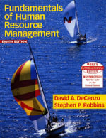 Human Resource Management - David A. DeCenzo