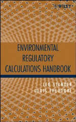 Environmental Regulatory Calculations Handbook - Leo Stander