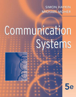Communication Systems : 5th Edition - S.S. Haykin