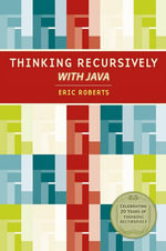 Thinking Recursively with Java - Eric S. Roberts