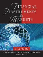 Financial Instruments and Markets : A Casebook - George K. Chacko