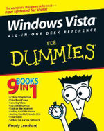 Windows Vista All-In-One Desk Reference For Dummies : For Dummies (Lifestyles Paperback) - Woody Leonhard