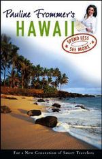 Pauline Frommer's Hawaii - David Thompson