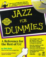 Jazz For Dummies, 2nd Edition - Dirk Sutro
