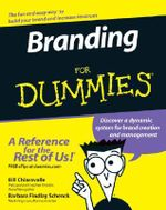 Branding For Dummies - Bill Chiaravalle