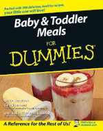 Baby And Toddler Meals For Dummies - Dawn Simmons