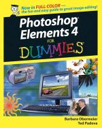 Photoshop Elements 4 For Dummies - Barbara Obermeier
