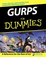GURPS For Dummies : Tips and Tools for Analyzing and Winning with Stat... - Stuart J. Stuple