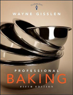 Professional Baking - Wayne Gisslen