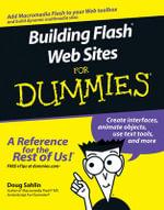 Building Flash Web Sites For Dummies - Doug Sahlin