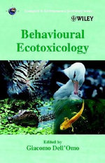 Behavioural Ecotoxicology : Ecological & Environmental Toxicology (Hardcover)