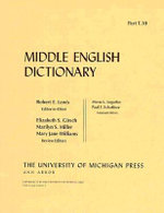 Middle English Dictionary : T.10