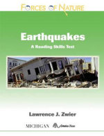 Earthquakes : A Reading Skills Text - Lawrence J. Zwier