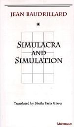 Simulacra and Simulation : Body, in Theory: Histories (Paperback) - Jean Baudrillard