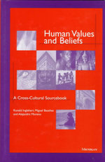 Human Values and Beliefs : A Cross-cultural Sourcebook - Miguel Basanez