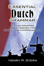 Essential Dutch Grammar - Henry R. Stern