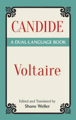 Candide : A Dual-Language Book - Voltaire