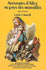 Aventures d'Alice au Pays des Merveilles - Lewis Carroll