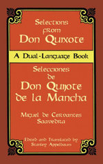 Selections from Don Quixote : A Dual-Language Book - Miguel de Cervantes [Saavedra]