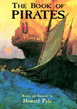 The Book of Pirates - Howard Pyle