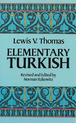 Elementary Turkish - Lewis Thomas