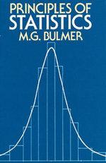 Principles of Statistics - M. G. Bulmer