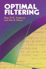 Optimal Filtering - Brian D. O. Anderson
