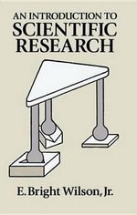 An Introduction to Scientific Research - E. Bright Wilson