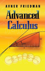 Advanced Calculus - Avner Friedman
