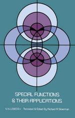 Special Functions & Their Applications - N. N. Lebedev