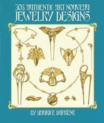 305 Authentic Art Nouveau Jewelry Designs - Maurice Dufrène