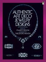 Authentic Art Deco Jewelry Designs - Franco Deboni