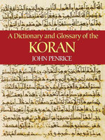 A Dictionary and Glossary of the Koran - John Penrice
