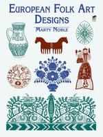 European Folk Art Designs - Marty Noble