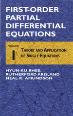 First-Order Partial Differential Equations, Vol. 1 - Hyun-Ku Rhee