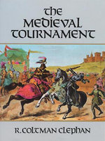 The Medieval Tournament - R. Coltman Clephan