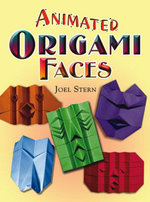 Animated Origami Faces - Joel Stern