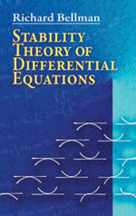 Stability Theory of Differential Equations - Richard Bellman