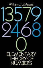 Elementary Theory of Numbers - William J. LeVeque