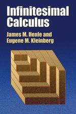Infinitesimal Calculus - James M. Henle